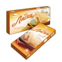 "Cake ""Lusk"" walnut cream, with cream soufflé wholesale"