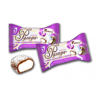 "Dessert ""roulades"" mini in coconut flakes wholesale"