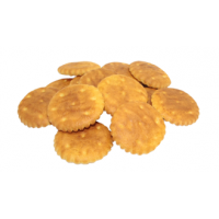 """Cracker """"Fitz"""", enriched with vitamins in bulk"""