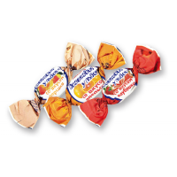 "Caramel candies without filling Love Story ""Constellation of Smiles"" gross"