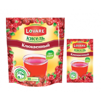 Kissel with cranberry juice wholesale