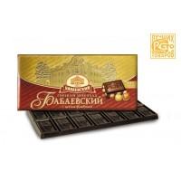 Babaev dark chocolate with whole hazelnuts 200g wholesale