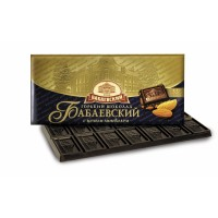 Babaev dark chocolate with whole almonds 200g wholesale