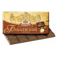 Babaev dark with hazelnuts wholesale