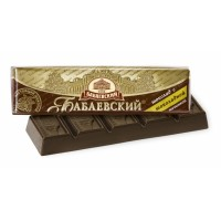 Babaev bar with chocolate filling wholesale