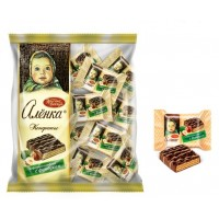 Wafer Candy Alenka with hazelnuts wholesale