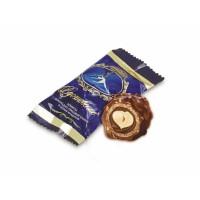 Inspiration with chocolate-hazelnut cream and whole hazelnut wholesale