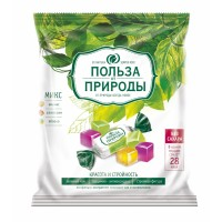MIX CANDIES WITHOUT SUGAR With green tea extract and vitamin wholesale