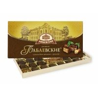 Babaevskie chocolate praline with nuts wholesale