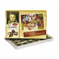 Assorted candies from milk chocolate Alenka 185g wholesale