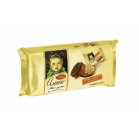 Roll biscuit Alenka taste of creamy caramel wholesale