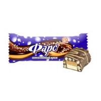 """Farce"" chocolate cream in bulk"