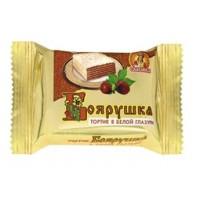 """Boyarushka"" in white glaze wholesale"