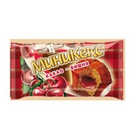 Cocoa Cherry mini muffins (in ind. Pack) wholesale