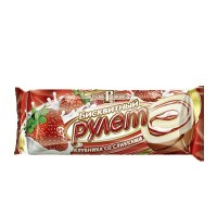 Strawberry roll wholesale