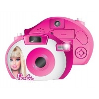 Barbie photo camera with flash toy with candy wholesale