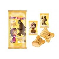 Masha and the Bear with cream filling wholesale