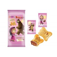 Masha and the Bear with chocolate filling wholesale