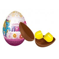 Flower pony egg with a toy wholesale