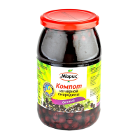 Compote of black currant dacha wholesale