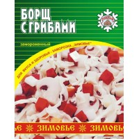 Borsch with mushrooms wholesale