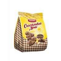 """Butter biscuits """"Happy Day"""" with grilliage wholesale"""