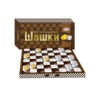 """""""Chocolate checkers"""" wholesale"""
