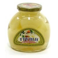 Pear halves in light syrup v / w 580gr. wholesale