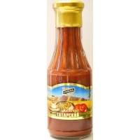 "Ketchup ""Stoev"" Tatar with / bottle 310gr. wholesale"