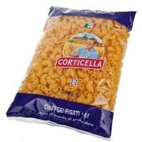 "Kiefer Rigat №61 (horns) ""Corticella"" 500gr. wholesale"