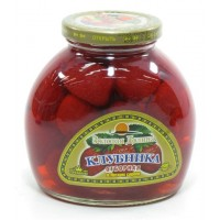 Strawberries in light syrup v / w 580gr. wholesale