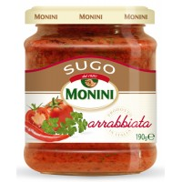 Monini Arrabbiata Sauce 200g wholesale