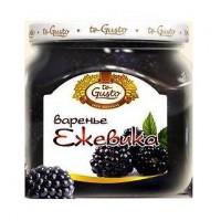 Blackberry jam 430 g. wholesale